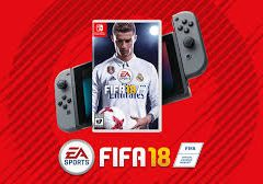 Fifa 18 Nintendo Switch Header